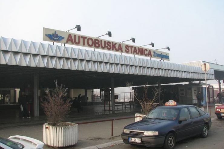 Bus station Zrenjanin