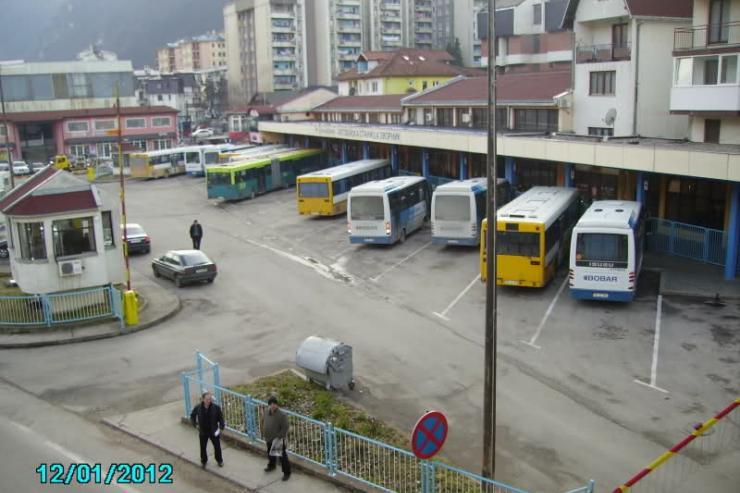 Autobuska stanica Zvornik